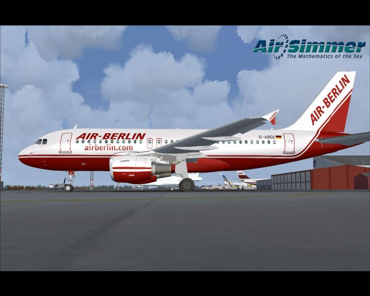 Official AirSimmer Livery List & Previews - Liveries & Paintkit